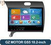 factory price for universal 1 din car dvd player android with tablet pc