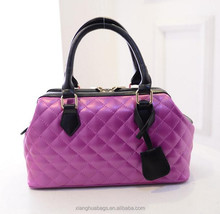 lady PU leather factory bags alibaba china online shopping