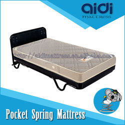 Hotel Rollaway Bed, Four Star Hotel Rollaway Bed With Cheap Bonnell Spring Mattress