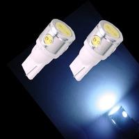 Taiwan made T10 194 W5W 168 4-1W High Power LED Bulb Xenon WHITE Tail Plate light