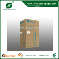 CHEAP WHOLESALE CUSTOMIZED REFRIGERATOR CARDBOARD BOX PACKAGING