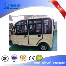 New energy mini cheap electric car with two door three wheel for sale
