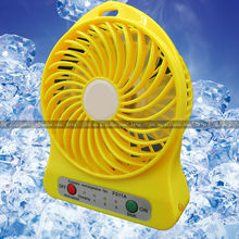Table Electric Battery Operated China Rechargeable Fan Price
