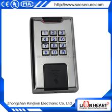 factory price metal access control keypad,access control price