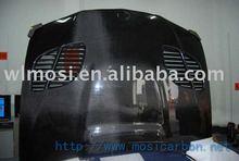 E46 02-05 2DR GTR BONNET W/ABS INTAKE FOR BMW