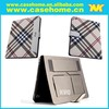 Business style Luxury Deluxe Elegant Pattern Smart Cover Leather Case For iPad mini