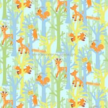 Eco-friendly kids wallpaper for bedroom