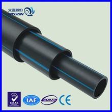 customised ISO 4427 PE 100 HDPE polyethylene tube