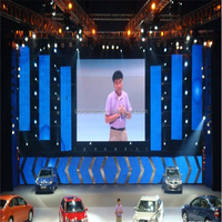 p4p5stage background led display big screen battery powered open signs led