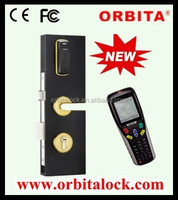 RF smart card hotel door lock with free software