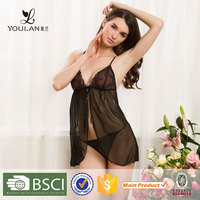 New Style Wide Style Black Sex Movies Adult Lingerie