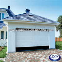 2015 Heat Insulation canvas garage doors prices