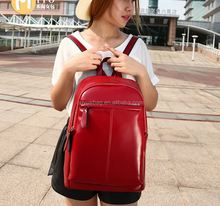 Korean fashion brand handbags Backpack lady winter models Student