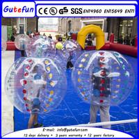 GUTEFUN brand commercial grade cheap bubble bumper ball
