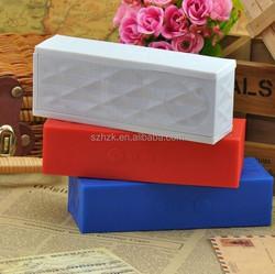 Wireless portable loudspeakers stereo mini hifi bluetooth speaker Jambox style sound box boombox blutooth speakers with fm radio