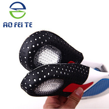 Health Care Product Shock Absorption Insert Shoe Pad Arch Support Cushion, Sport Running Orthotic Silicone Insoles