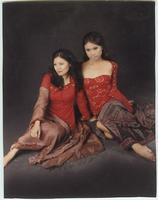 Modern Kebayas And Traditional Silk Batiks Tulis