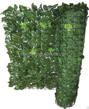 garden fenceartificial leaf fence artificial hedge