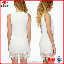 Wholesale High quality fashion ladies Dress simple chiffon women dresses