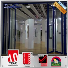 Australia standard AS2047 AS/NZS2208,1288 Residential House with WERS double glazed bi fold doors for Container house