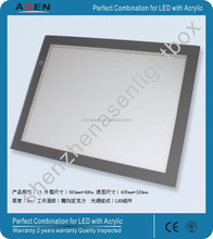 Acrylic Panel Dimmable Ultra Thin LED Light Tattoo Copy Board