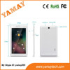 PHABLET DUAL SIM CARD GSM Bluetooth Android Phone 7 INCH Tablet PC 0.3+2.0MP CAMERA