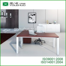 LB series good stuff of aluminum with fashion american style office furniture MDF modern office director dest