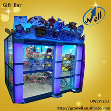 Funny Electric Amusement Park Names for Gift bar
