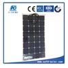 Semi-flexible solar panel 90w/100w/120w/150w/180w/200w for RV Boat