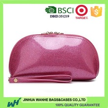 BSCI Certificated rolling cosmetic case with great price