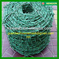 Old Barbed Wire/Plastic Coated Colored Wire/Coated Copper Wire For Jewelry