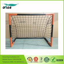 OTLOR home soccer goal with Net, Velcro Straps, Anchor Large Soccer Goal Sports