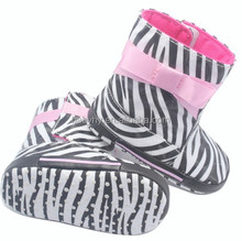 new style baby boots girls 2012