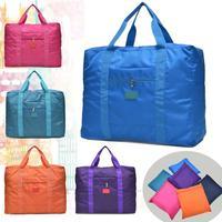 2015 Korean Cheap Waterproof Foldable Travel Duffle Bag