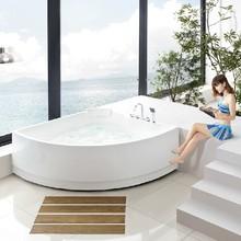 2015 Hot Sale Bathtub Double Sizes Combo Massage Air & Whirlpool Free Sex USA Spa Bathtubs SF5A001 Indoor Spa Bath