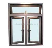 aluminium profile extrusion to make doors and windows sun shade aluminium louvers