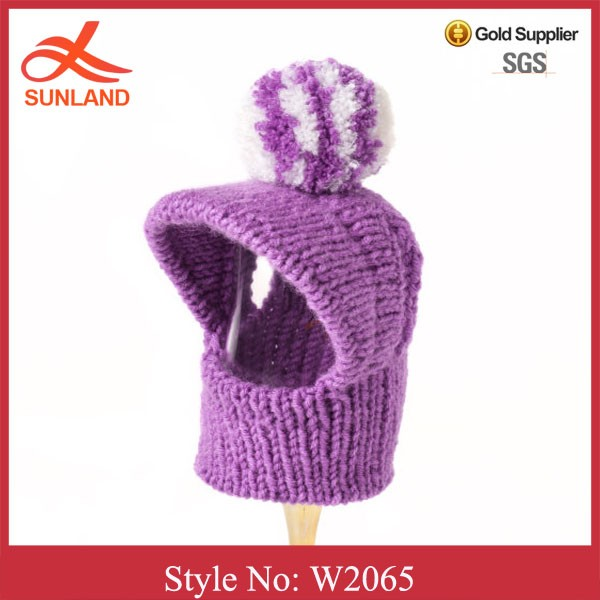 W2065 New Dog Hat Free Knitting Wholesale Crocheted Hat Buy
