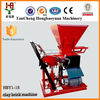 Best type solid soil red clay brick making machine/HBY1-15 auto clay brick block machinery