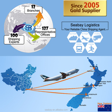 Professional air cargo services to new zealand