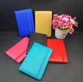 calendário diário de cores diferentes