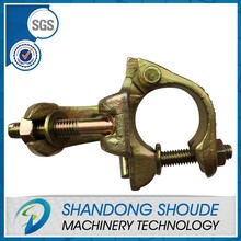 top quality 90 degree scaffolding clamp coupler in Shandong, China