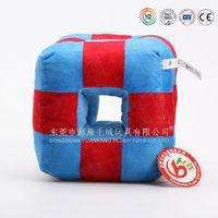 ICIT plush toy & plush cat & dog house toy