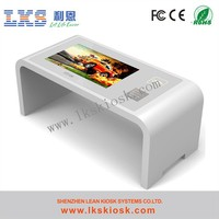 Best Selling Multi Touch Table Interactive Led Coffee Table