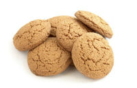 Macaroons cookies with sicilian almonds