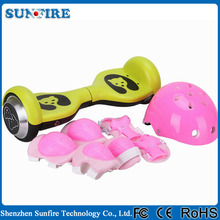 Factory price wholesale two wheel smart balance electric motor scooter for kids