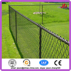 green vinyl chain link fence/home hardware chain link fence/chain link lowes