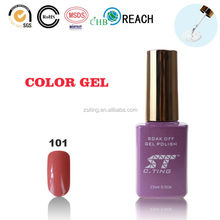 Super Shining UV gel polish for beauty high quality salon uv gel nail polis