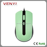 Best Seller CE Approval 3D Optical Wired Mouse/Gift Mouse/USB Wired Mouse for Computer