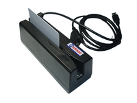 MSR900 Small magnetic card reader writer compatible with msr206 software
