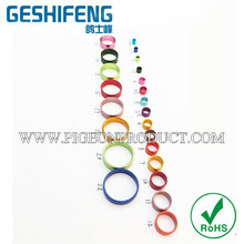 2015 aluminium rings for pigeon,bird band,band for chicken,duck,geese foot ring